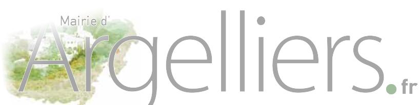 Site officiel de la mairie d'Argelliers – Argelliers.fr